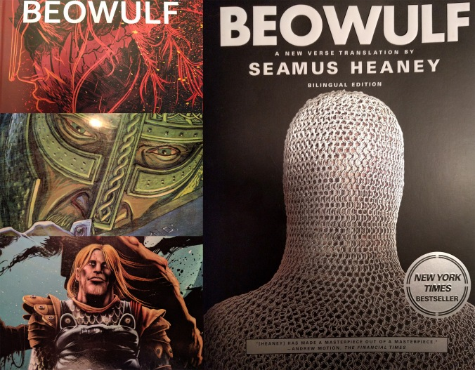 Beowulf Side by Side Smaller